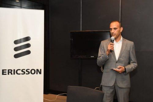صورة إريكسون تؤكد التزامها تجاه السوق المصري وتدعم  استعدادات الشركات للجيل الخامس
