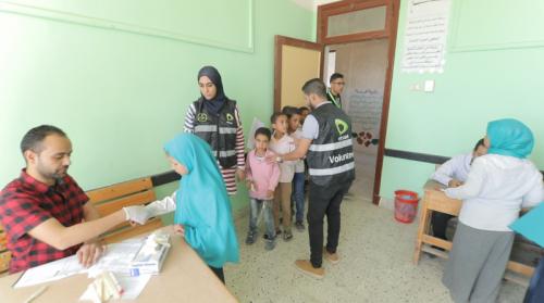 صورة اتصالات مصر تطلق قوافل طبية بـ 4 محافظات خلال 2019