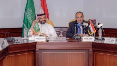صورة في اجتماع وزيرا اتصالات البلدين :  شراكات مصرية سعودية في مجالات التحول الرقمي والذكاء الاصطناعي وريادة الاعمال