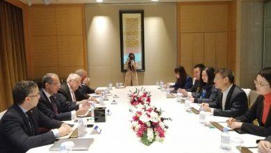 صورة ننشر تفاصيل المشروعات التي بحثها وزير الاتصالات مع 10 شركات صينية