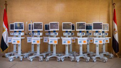 صورة اورنچ مصر تساهم فى صيانة وإصلاح أجهزة التنفس الاصطناعي بالمستشفيات المصرية