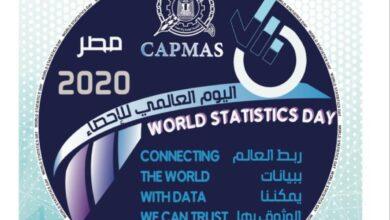 صورة البريد تصدر طابعا بريديا  تذكاري بمناسبة اليوم العالمي للإحصاء