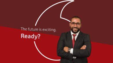 صورة كريم عيد رئيسا لقطاع التسويق التجارى بڤودافون مصر
