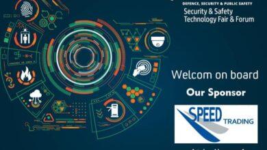 """صورة سبيد لتجارة الأنظمة الأمنية"""" تعلن مشاركتها للعام العاشر على التوالي 2020 Cairo ICT"""