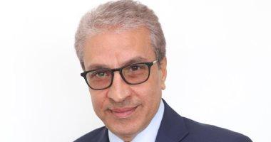 صورة تعيين إيهاب أبو بكر نائباً لرئيس مجلس إدارة الهيئة القومية للبريد للتحول الرقمي