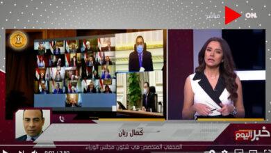 """صورة خبر اليوم-كمال ريان يوضح معنى كلمة وزير الاتصالات """"الإنتقال للعاصمة الإدارية كحكومة تشاركية لاورقية"""""""