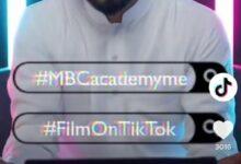 صورة تيك توك تطلق مسابقة الأفلام عبر التليفون المحمول #Filmontiktok