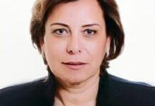 صورة تعيين مريم وحيد فريد مساعدة لرئيس مجلس ادارة الهيئة القومية للبريد للموارد البشرية