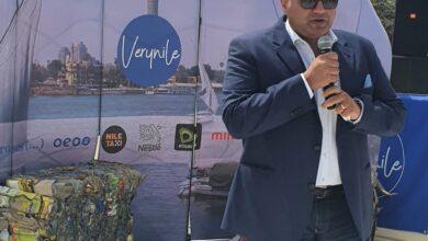 صورة «اتصالات مصر» تشارك في مبادرة «Very Happy Nile» لتطوير البيئة وتنظيم قوافل طبية بجزيرة «القرصاية» بالجيزة
