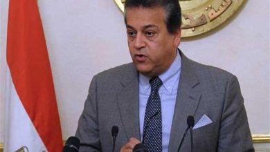 صورة وزير التعليم العالى يشهد مراسم توقيع مذكرة تفاهم مع شركة هواوي تكنولوجي مصر