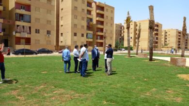 """صورة الإسكان: اليوم..بدء تسليم 720 وحدة سكنية بمشروع """"سكن مصر"""" بمدينة حدائق أكتوبر"""
