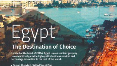 """صورة مصر الأولى بالشرق الأوسط وافريقيا وال 15 عالميًا في مؤشر كيرني """"مواقع الخدمات العالمية 2021"""""""