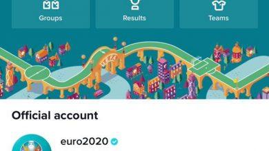 صورة تيك توك تعلن عن فعاليات لعملائها خلال كأس الأمم الأوروبية 2020 UEFA