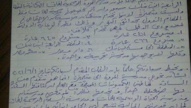صورة أهالي حدائق اكتوبر يطالبون بالابقاء علي مدرسة المروة الرسمية للغات وعدم تحويلها إلي متميزة