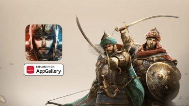 """صورة متجرHUAWEI AppGallery  يضيف لباقة خياراته لعبة """"تحدي الحضارات: صعود السلاطين"""""""