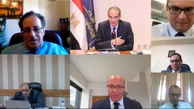 صورة بالصور .. وزير الاتصالات يعلن إطلاق منصة الذكاء الاصطناعى فى مصر .. تعرف على التفاصيل