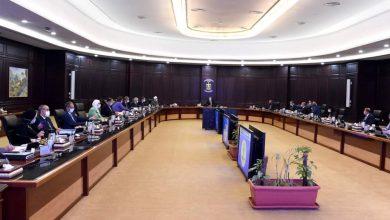 صورة عاجل ..  الوزراء يوافق على مشروع قرار ترقية الموظفين