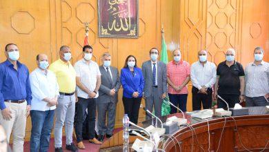صورة تعاون بين وزارة الاتصالات ومحافظتى الإسماعيلية ودمياط لتحقيق التحول الرقمى