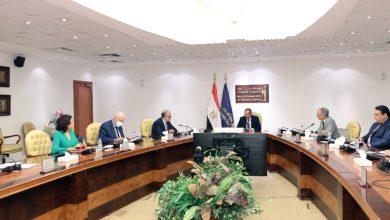 """صورة وزير الاتصالات  يشهد توقيع اتفاقية تعاون بين  """"ايتيدا"""" و """"ماجد الفطيم """" لإنشاء مركز لخدمات التعهيد المشتركة فى مصر"""