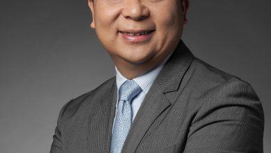 """صورة رئيس مجلس إدارة هواوي في """"ملتقى الصين والدول العربية الخامس"""":"""