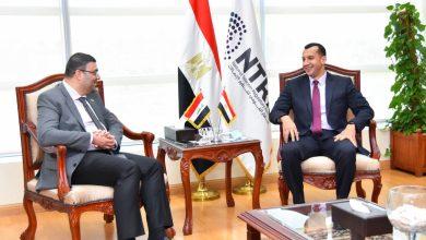 صورة تعاون بين مصر والعراق في مجال تنظيم الاتصالات