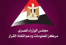 صورة مركز معلومات مجلس الوزراء  يجري استطلاعاً للرأي حول تفضيل المصريين للمنتج المحلي .. تعرف على التفاصيل