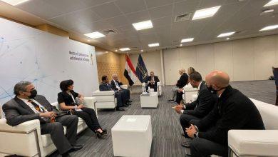 """صورة لقاءات واتفاقيات هامة خلال مشاركة وزير الاتصالات في معرض ومؤتمر """"جيتكس جلوبال"""""""